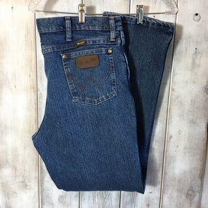 Wrangler Advanced Comfort Jeans Size 36x32
